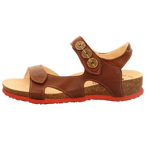 Think! Klassische Sandalen braun  Gute Qualität beliebte Schuhe