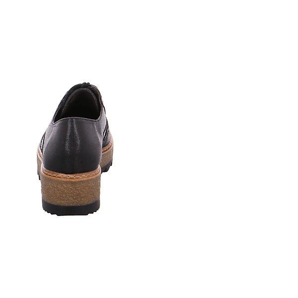 Tamaris, Klassische Halbschuhe, schwarz schwarz Halbschuhe,   a72c15
