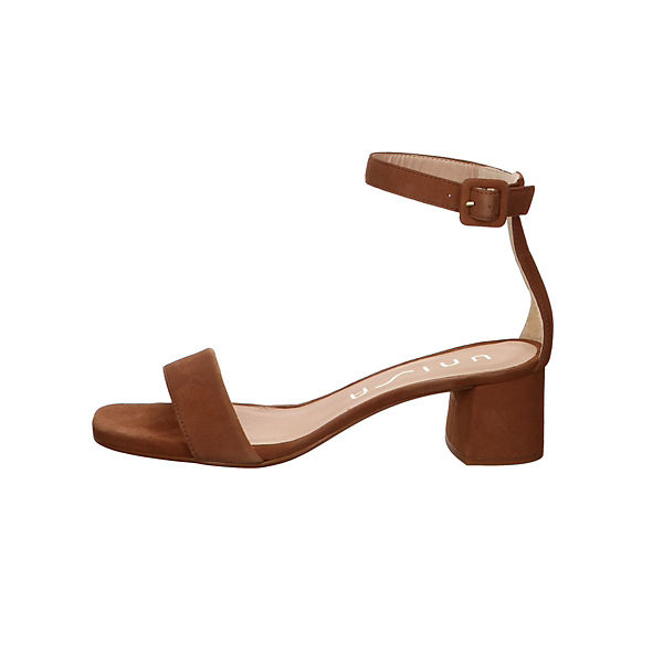 Unisa, SchaftSandaleetten, braun braun braun  Gute Qualität beliebte Schuhe a785b3