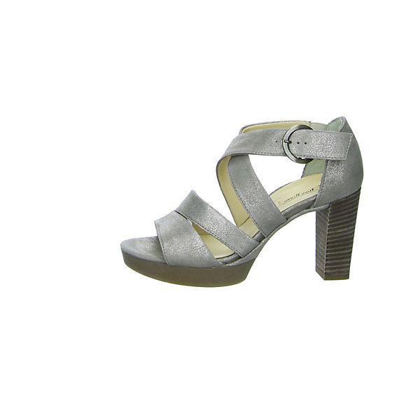 Paul Green, Green, Green, Klassische Sandaletten, beige   b9e34a