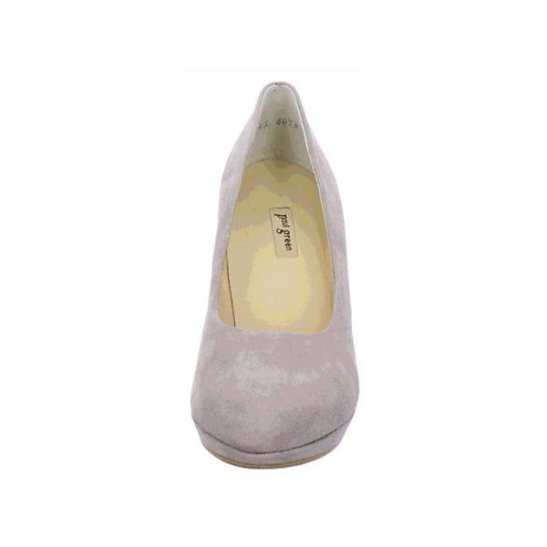 Paul Green, Klassische Pumps, beliebte grau  Gute Qualität beliebte Pumps, Schuhe b064c1