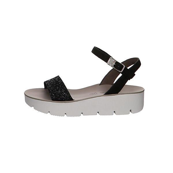 Paul Paul Paul Grün, Plateau-Sandaletten, schwarz  Gute Qualität beliebte Schuhe f6b310