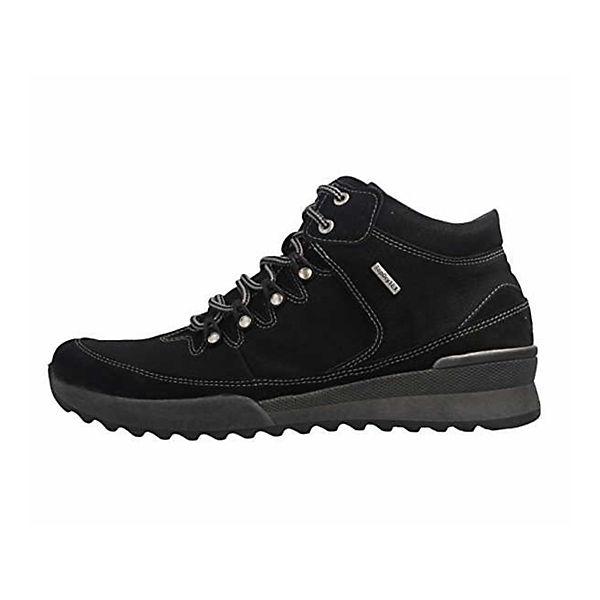 ROMIKA Schnürstiefeletten schwarz  Gute Qualität beliebte Schuhe