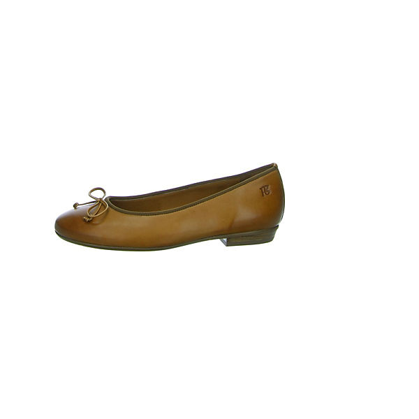 Paul  Green, Klassische Ballerinas, braun  Paul Gute Qualität beliebte Schuhe c98f32