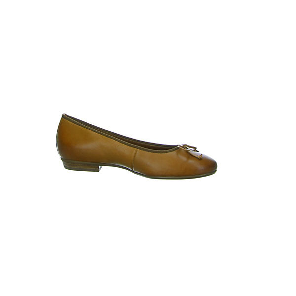 Paul  Green, Klassische Ballerinas, braun  Paul Gute Qualität beliebte Schuhe b0372f