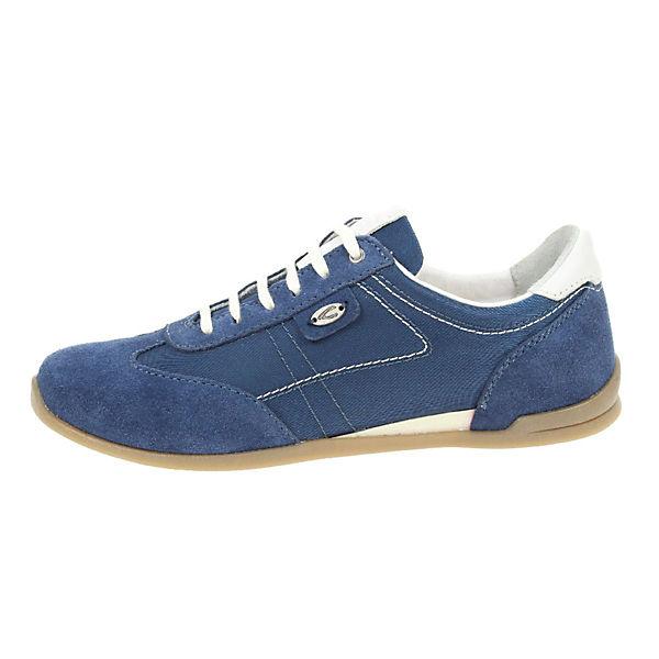 camel active Sneakers Low blau  Gute Qualität beliebte Schuhe