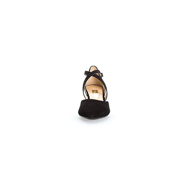 Gabor, Klassische Qualität Pumps, blau  Gute Qualität Klassische beliebte Schuhe 877603