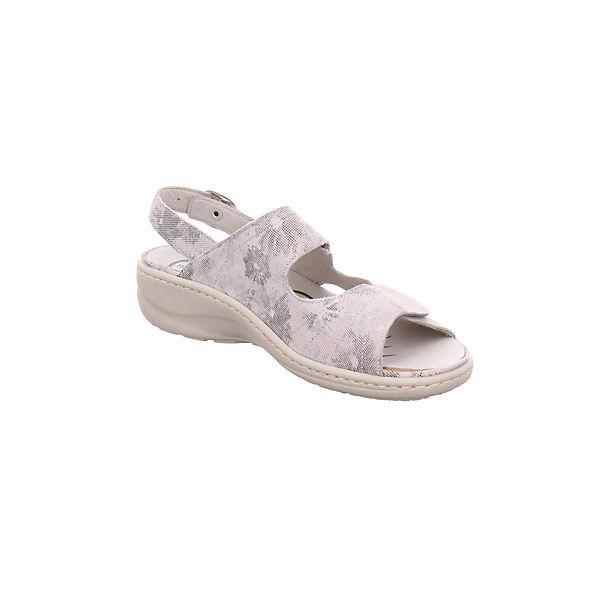 WALDLÄUFER WALDLÄUFER WALDLÄUFER Komfort-Sandalen grau  Gute Qualität beliebte Schuhe 63c80d