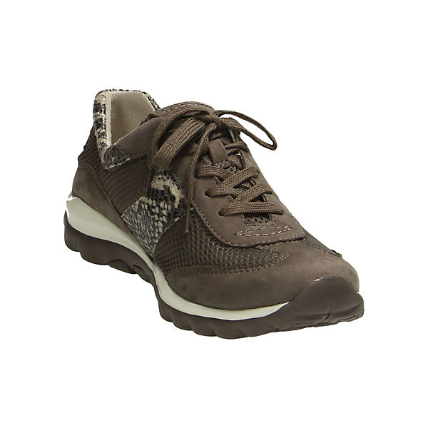 Gabor, Schnürschuhe, braun braun braun  Gute Qualität beliebte Schuhe 23c05b