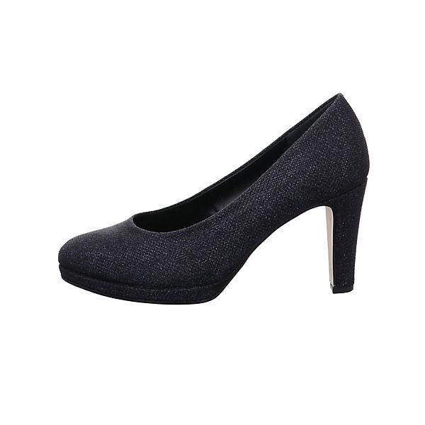 Gabor, Klassische Pumps, blau  Gute Qualität beliebte Schuhe