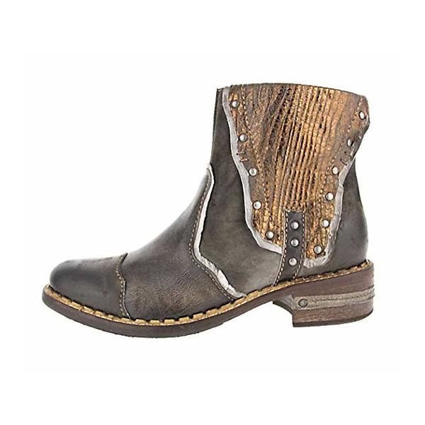 Charme Westernstiefeletten beliebte dunkelbraun  Gute Qualität beliebte Westernstiefeletten Schuhe ce5768