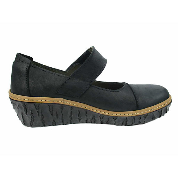 EL NATURALISTA, Schnallenballerinas, Qualität braun  Gute Qualität Schnallenballerinas, beliebte Schuhe 5cb6a0