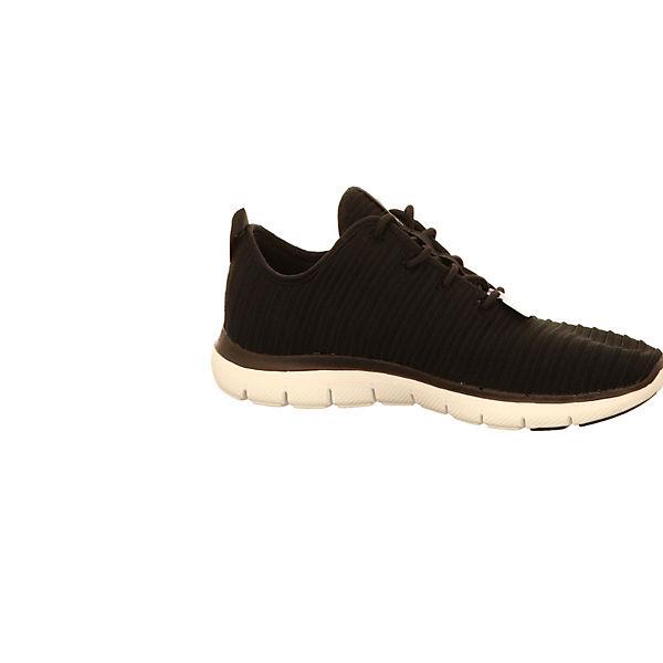SKECHERS, Gute Sneakers Low, schwarz  Gute SKECHERS, Qualität beliebte Schuhe 41223b