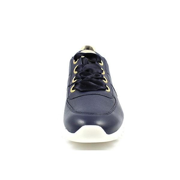 Paul Green, Sneakers Qualität Low, blau  Gute Qualität Sneakers beliebte Schuhe db8b19