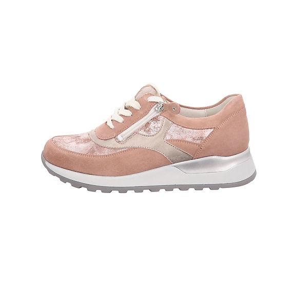 WALDLÄUFER Sneakers Low bronze  Gute Qualität beliebte Schuhe