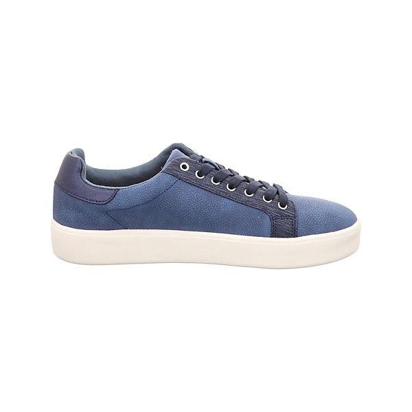 Tamaris, Gute Sneakers Low, blau  Gute Tamaris, Qualität beliebte Schuhe bd620c