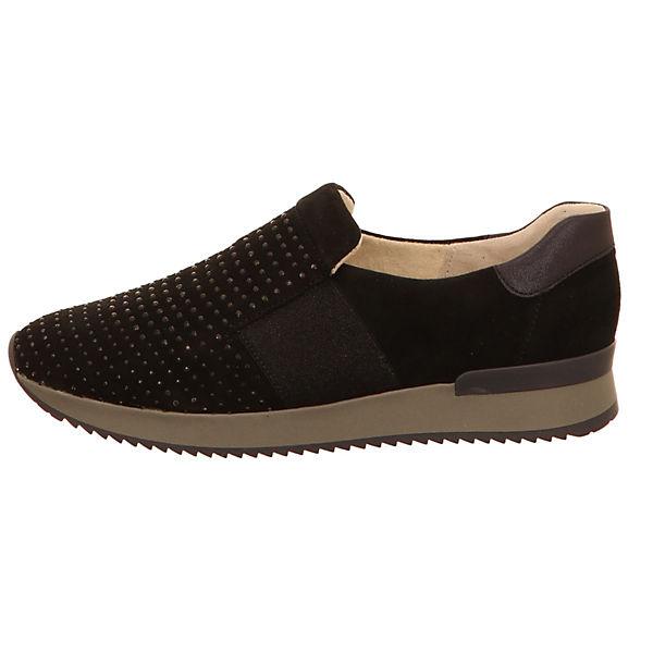 Gabor Klassische Slipper blau  Gute Qualität beliebte Schuhe