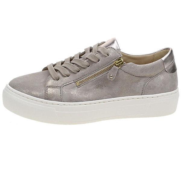 Gabor Sneakers Low rot  Gute Qualität beliebte Schuhe