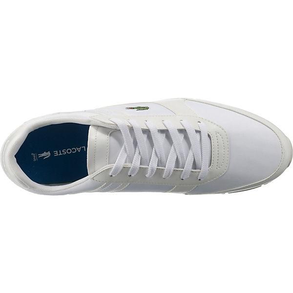 LACOSTE, Menerva Sport  Sneakers Low, weiß   Sport deb98c