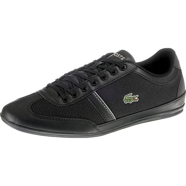 schwarz Sneakers Misano LACOSTE Sport Low wIx6qdY4