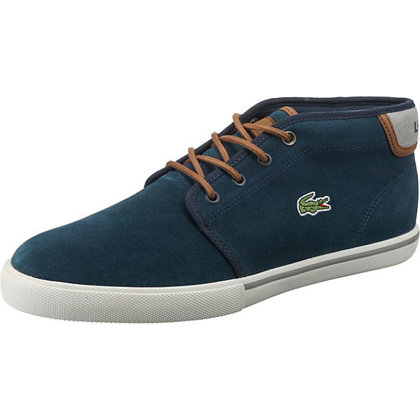 blau LACOSTE Sneakers Amphtill LACOSTE High Amphtill Sneakers WY1qOZ1wU