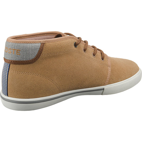 Sneakers High camel LACOSTE camel Sneakers Amphtill High Amphtill LACOSTE Amphtill Sneakers LACOSTE ZqqSBEw