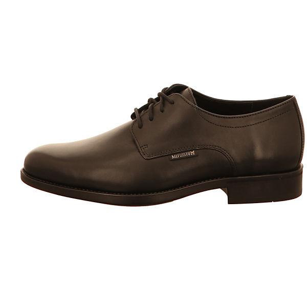 MEPHISTO, Business-Schnürschuhe, beliebte schwarz  Gute Qualität beliebte Business-Schnürschuhe, Schuhe 3c1854