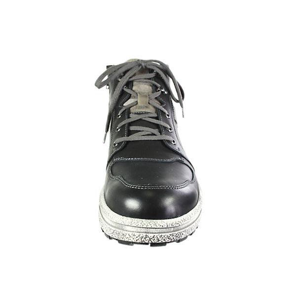 Sneakers schwarz Seibel Seibel Sneakers High Sneakers Josef High Seibel Josef schwarz Josef P8n75ggx