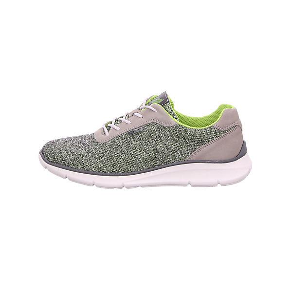 Sneakers Sneakers WALDLÄUFER WALDLÄUFER WALDLÄUFER Low grün Low Low grün Sneakers grün WALDLÄUFER ApqSt1w