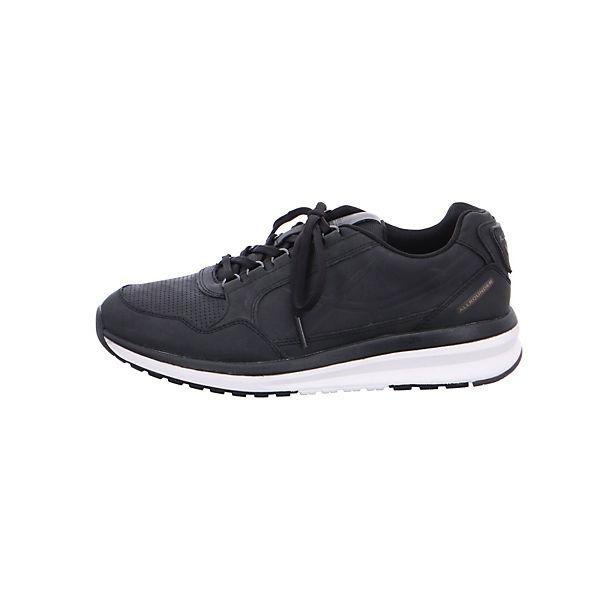 ALLROUNDER BY MEPHISTO, Sneakers Low, schwarz schwarz schwarz   a115ed