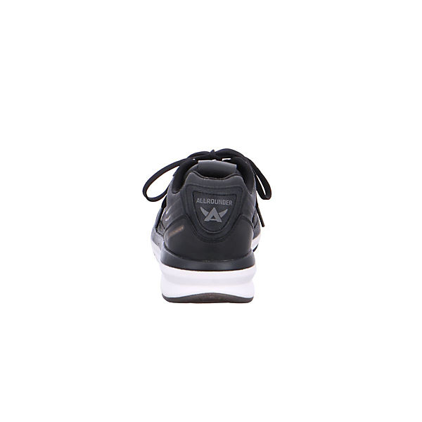 ALLROUNDER Sneakers BY Low MEPHISTO schwarz XwUqH