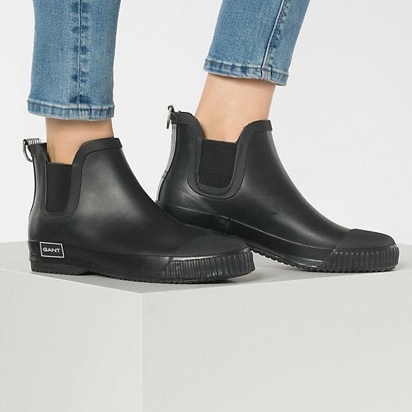 GANT, Mandy Gummistiefel, schwarz  Gute Qualität beliebte beliebte beliebte Schuhe 1d18bd