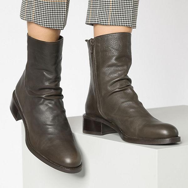 Unisa, Klassische Stiefeletten, anthrazit  Gute Qualität beliebte Schuhe