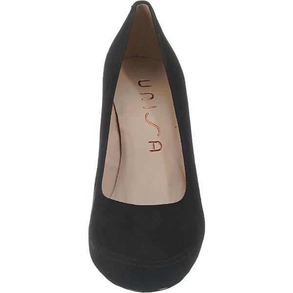 Unisa, Klassische Pumps, beliebte schwarz  Gute Qualität beliebte Pumps, Schuhe 5f60db
