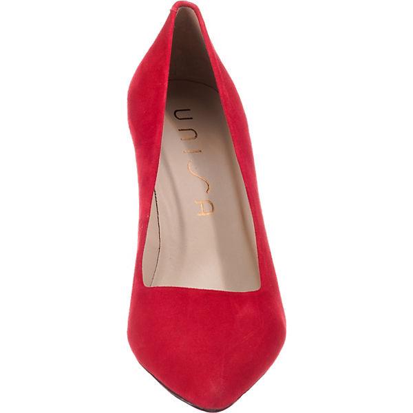 Unisa, Gute Klassische Pumps, rot  Gute Unisa, Qualität beliebte Schuhe 487444