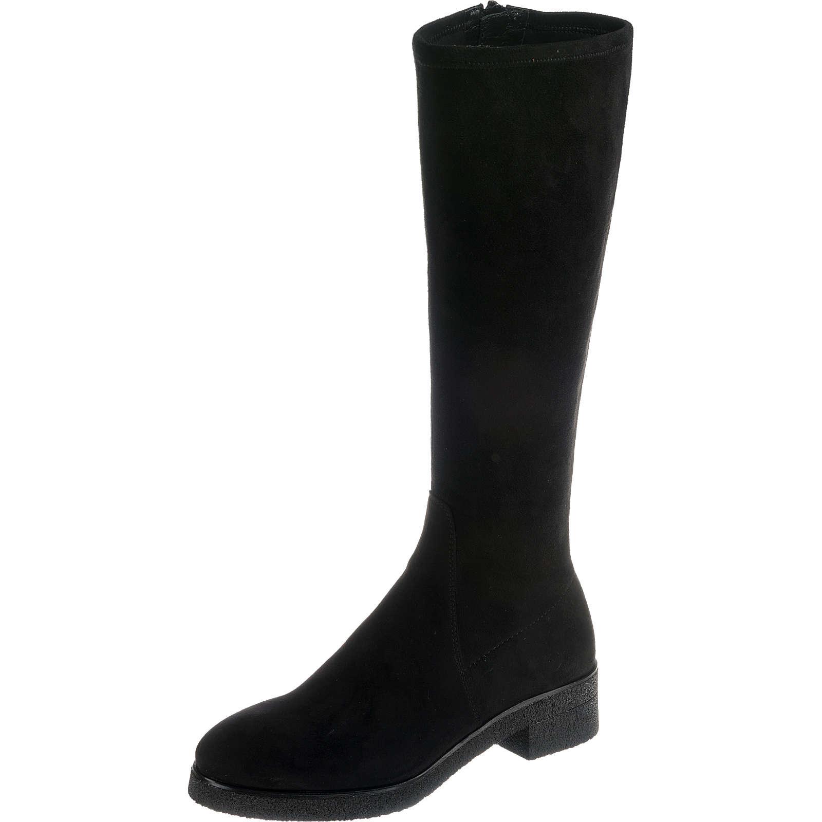 Unisa Klassische Stiefel schwarz Damen Gr. 40