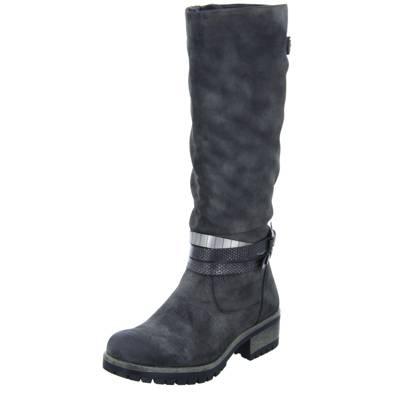 Alyssa, 6075 07 mirapodo GY Klassische Stiefel, grau   mirapodo 07 12b175