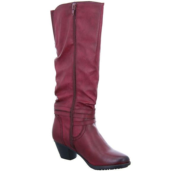 Alyssa, 1288-76 Weitschaftstiefel, Qualität rot  Gute Qualität Weitschaftstiefel, beliebte Schuhe 2c9ef9
