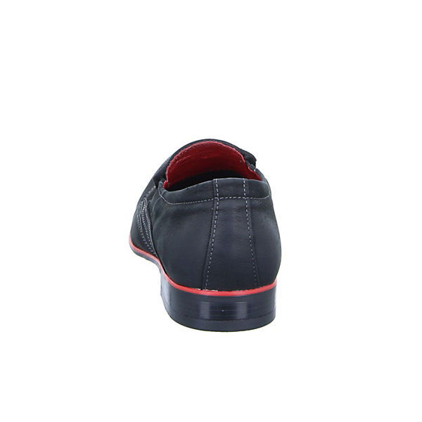 Kristofer, VIP 211 Qualität Business-Slipper, schwarz  Gute Qualität 211 beliebte Schuhe 9a1dc0