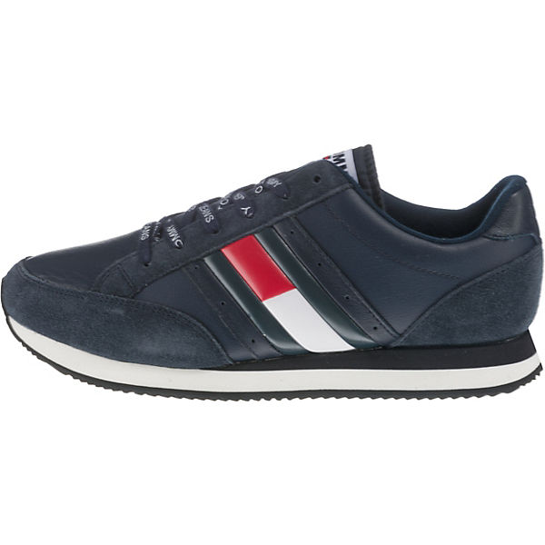 TOMMY JEANS, Stevia  1A Sneakers Low, dunkelblau  Stevia Gute Qualität beliebte Schuhe 3031e7