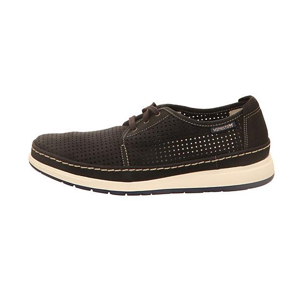 MEPHISTO, Klassische Halbschuhe, blau  Gute Qualität beliebte Schuhe