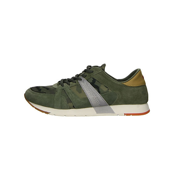 NAPAPIJRI Klassische Halbschuhe grün  Gute Qualität beliebte Schuhe