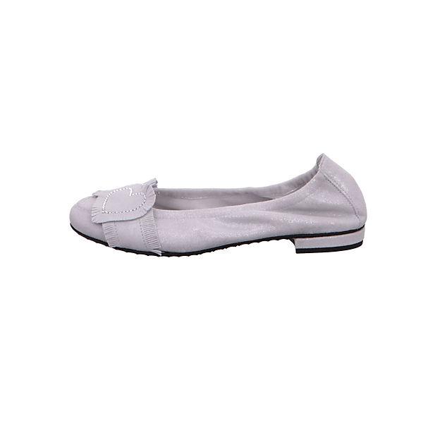 Kennel & Schmenger Faltbare Ballerinas grau  Gute Qualität beliebte Schuhe
