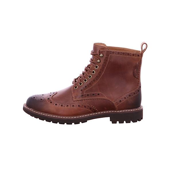 Clarks, Klassische Stiefeletten, braun  Gute Qualität beliebte Schuhe