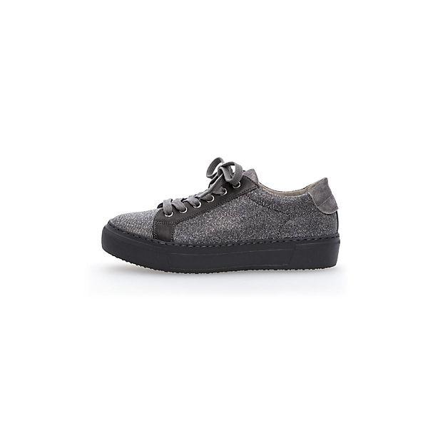 Gabor Klassische Halbschuhe grau  Gute Qualität beliebte Schuhe