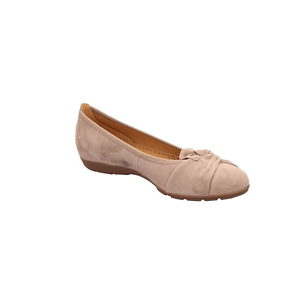 Ballerinas Klassische Gabor Gabor Gabor beige Ballerinas beige Klassische wU1dqw