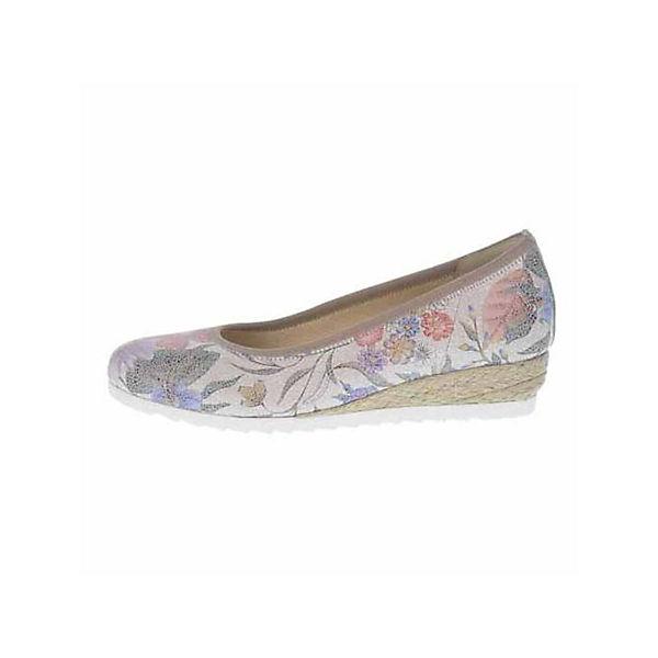 Gabor, Keilpumps, beliebte mehrfarbig  Gute Qualität beliebte Keilpumps, Schuhe 43b5df