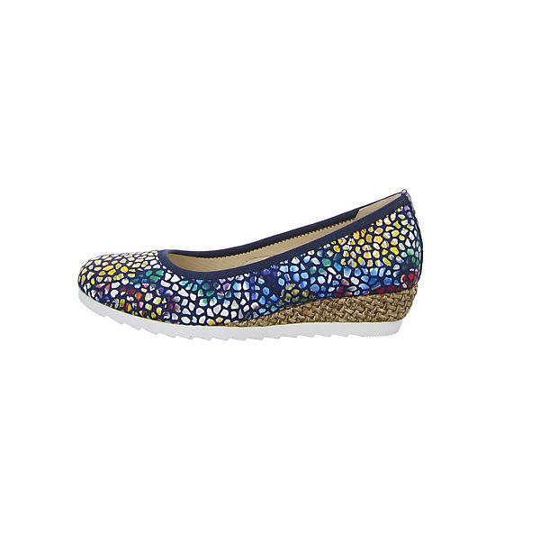 Gabor,  Keilpumps, mehrfarbig  Gabor, Gute Qualität beliebte Schuhe 885c06