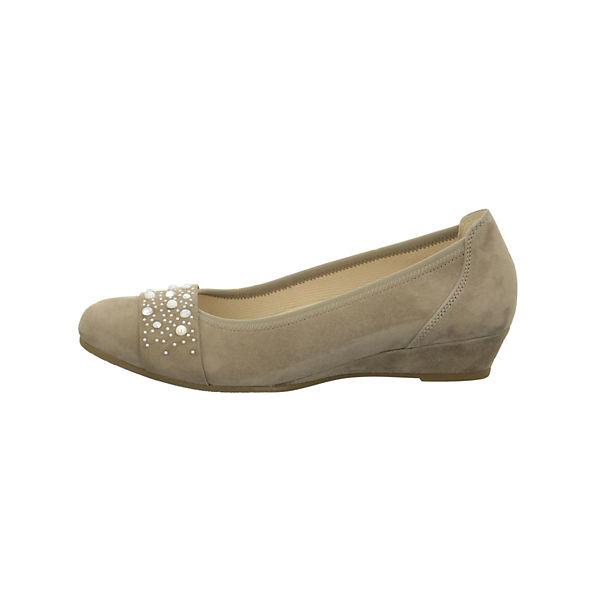 Gabor, Keilpumps, beige  Gute Qualität beliebte Schuhe