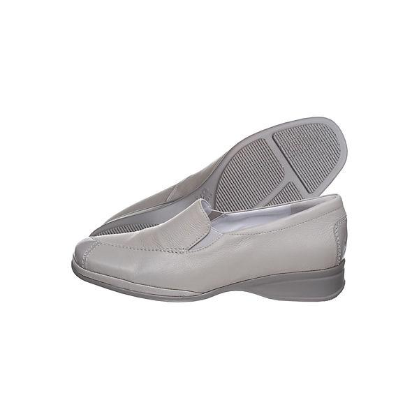 Semler, Klassische Slipper, grau     8784bd